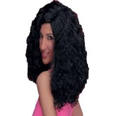 Περούκα Δάφνη σγουρή μεσαίο μήκος σε 2 χρώματα