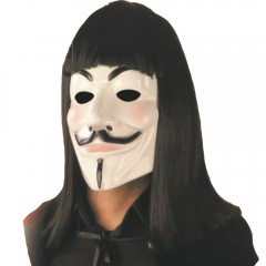 Περούκα Anonymous Deluxe