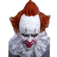 Περούκα Αυτός Clown τρόμου