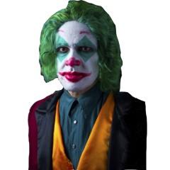 Περούκα Clown Joker