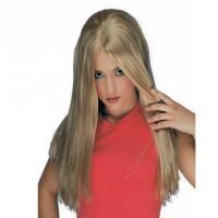 Περούκα Σύλβια μακριά ίσια σε 13 χρώματα