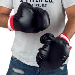 Γάντια μποξ μαύρα 32εκ