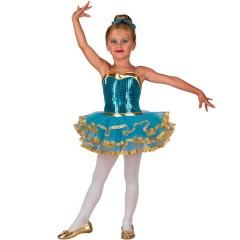 Στολή μπαλαρίνα μπλέ Prima Ballerina