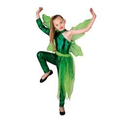 Στολή νεράϊδα πράσινη Green wings