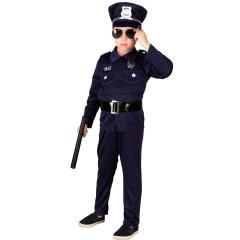 Στολή Αστυνομικός μπλε με θώρακα