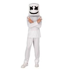 Στολή Marshmello Peace Dj για αγόρια