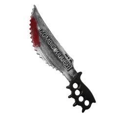 Όπλο μαχαίρι με χούφτα zombie killer