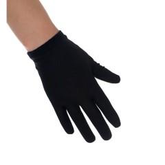 Γάντια μαύρα παιδικά