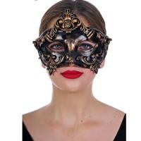 Μάσκα Ματιών Βενετίας Paper Mache Deluxe