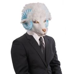 Μάσκα Πρόβατο - Κριάρι Λάτεξ
