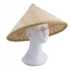 Καπέλο Βιετναμέζου Ψάθινο