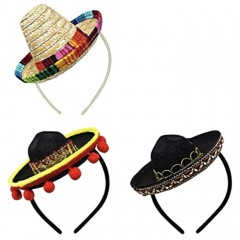 Στέκα Καπέλο Μεξικάνου 3 σχέδια
