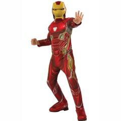 Στολή Av4 Iron Man Deluxe