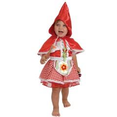 Στολή Κοκκινοσκουφίτσα bebe