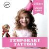 Παιδκά τατουάζ μονόκεροι