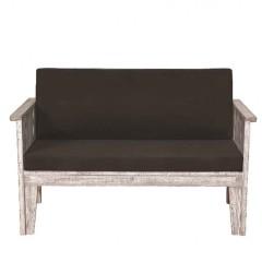 Καναπές Atlas Lounge διθέσιος με μαξιλάρια