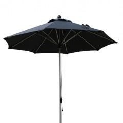 Ομπρέλα 2.5m αλουμινίου Milano γκρι