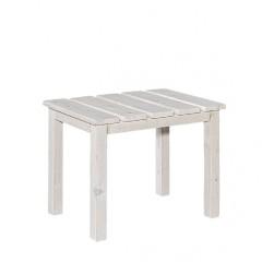 Τραπέζι βοηθητικό 55x40 οξιάς Santos σε δύο χρώματα