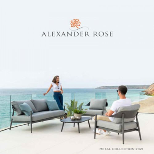Alexander Rose Metal Brochure 2021