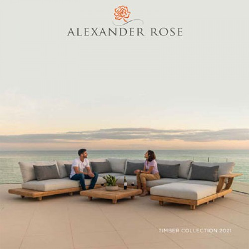 Alexander Rose Timber Brochure 2021
