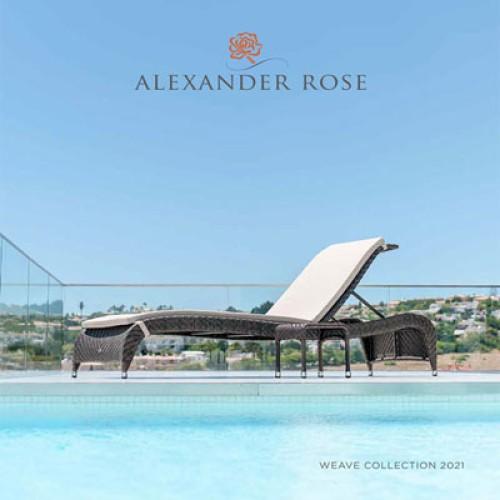 Alexander Rose Weave Brochure 2021