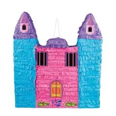 Πινιάτα κάστρο για πριγκίπισσες