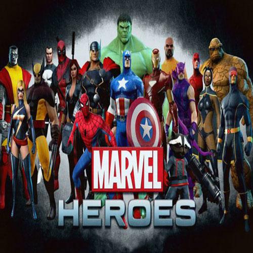 Έφτασαν οι super heroes της Marvel