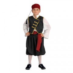 Στολή Βρακοφόρος για αγόρια παραδοσιακή