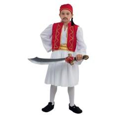 Στολή Κολοκοτρώνης για αγόρια παραδοσιακή