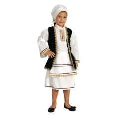 Στολή Σουλιώτισσα για κορίτσια παραδοσιακή