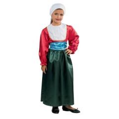 Στολή Μπουμπουλίνα Λασκαρίνα για κορίτσια παραδοσιακή