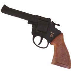 Μεταλλικό όπλο καουμπόϊ 8σφαιρο Jerry