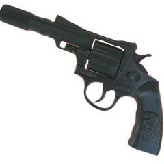 Μεταλλικό όπλο καουμπόϊ 12σφαιρο Buddy