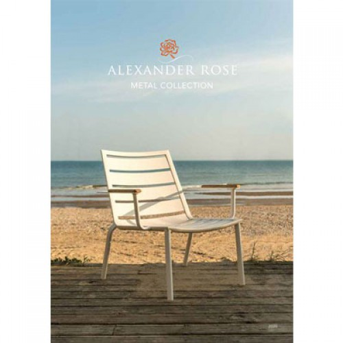 Alexander Rose Metal Brochure