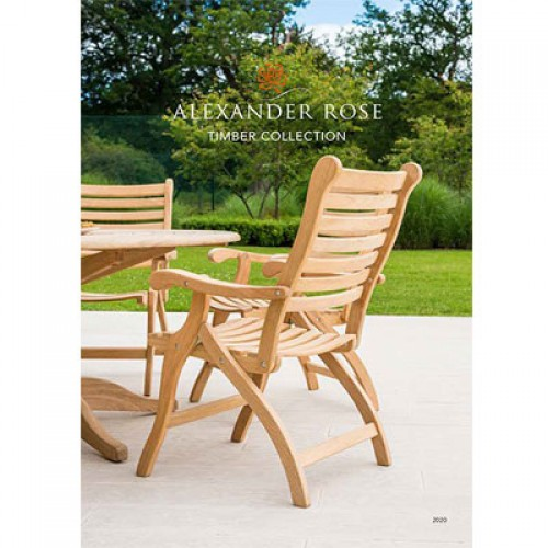 Alexander Rose Timber Brochure