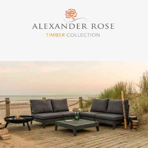 Νέα συλλογή επίπλων από Alexander Rose