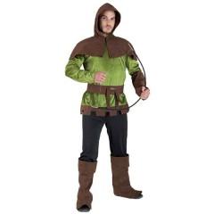 Ρομπέν Των Δασών ανδρική στολή ενηλίκων