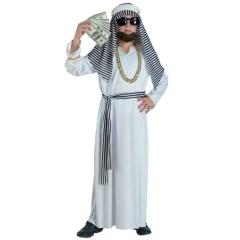 Άραβας Λευκή στολή για αγόρια