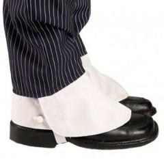 Επικαλυπτικά παπουτσιών λευκά