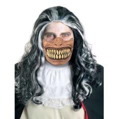 Μάσκα στόματος πλαστική Τρόμος με κίνηση