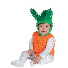Καρότο στολή για μωράκια αγκαλιάς