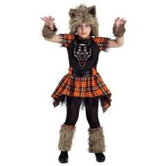 Werewolf στολή Λυκάνθρωπος για κορίτσια Teen Wolf