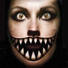 Tattoo Παραμόρφωσης Στόματος σε 12 σχέδια