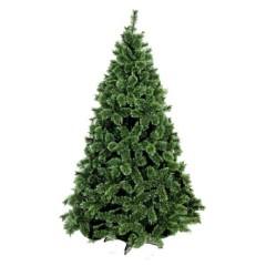 Δέντρο Black Flock 150cm πράσινο με καφέ αποχρώσεις