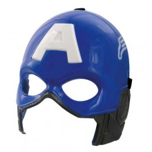Μάσκα Captain Hero America από thermoplastic resin