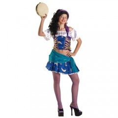 Amor Gitano γυναικεία στολή ενηλίκων τσιγγάνας