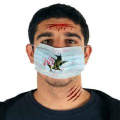 Μάσκα γιατρού χειρουργού Ζόμπι