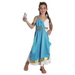 Αφροδίτη Αρχαία Θεά της Ομορφιάς στολή για κορίτσια