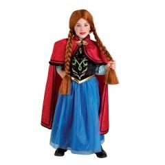Άννα των Πάγων στολή για κορίτσια Frozen