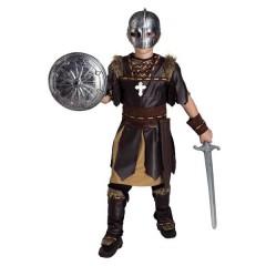 Μονομάχος στολή για αγόρια ο αρχαίος ένοπλος πολεμιστής